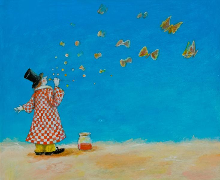 Kunst Im Kinderzimmer | Susanne Leontine Kunst Furs Kinderzimmer Susanne Leontine