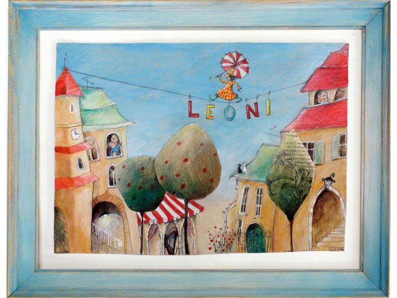susanne-leontine Kunst fürs Kinderzimmer - susanne-leontine