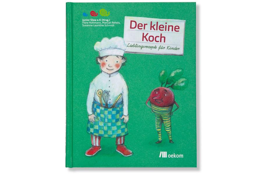 Der kleine Koch von Illustratorin Susanne Leontine Schmidt