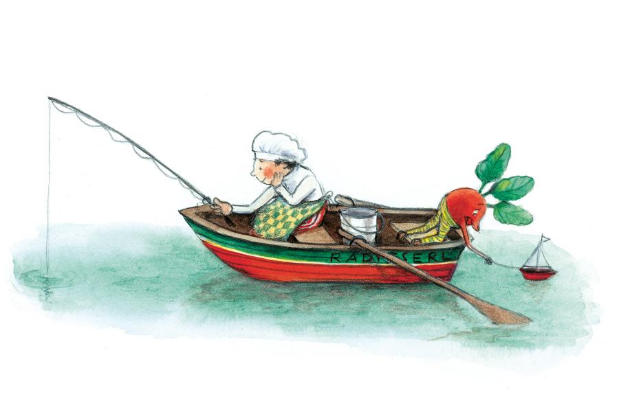 Seemannsfutter von Illustratorin Susanne Leontine Schmidt